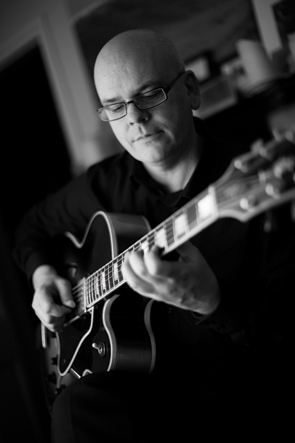 Colin Oxley - Jazz Guitarist