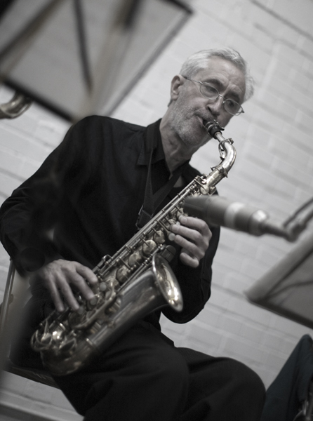 Chris Biscoe - Jazz  Saxophonist